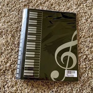 Other - Sheet Music or Document Folder (NWT)